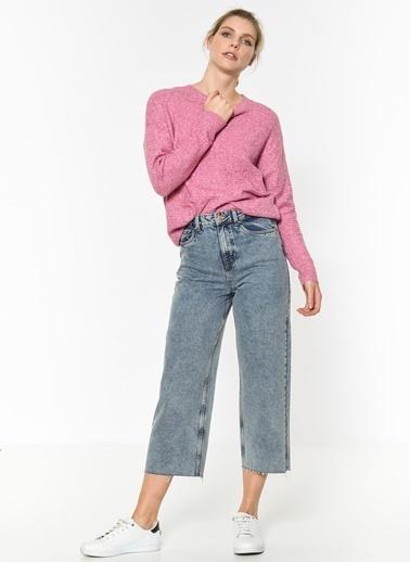 Vero Moda Jean Pantolon Mavi